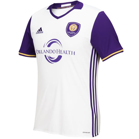 adidas Orlando City SC Away 2018-19 Replica Jersey