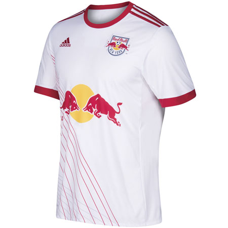 adidas New York Red Bulls Home 2018-19 Replica Jersey