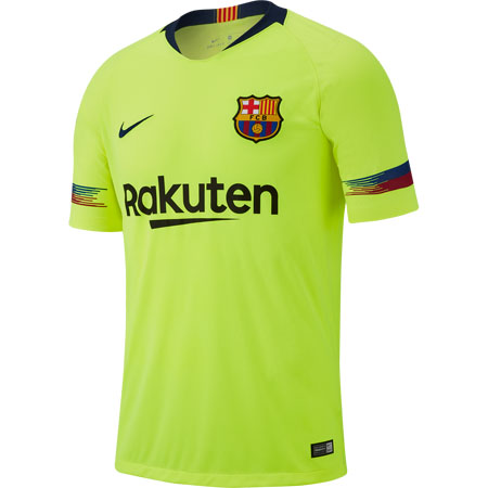 Nike FC Barcelona Away 2018-19 Stadium Jersey