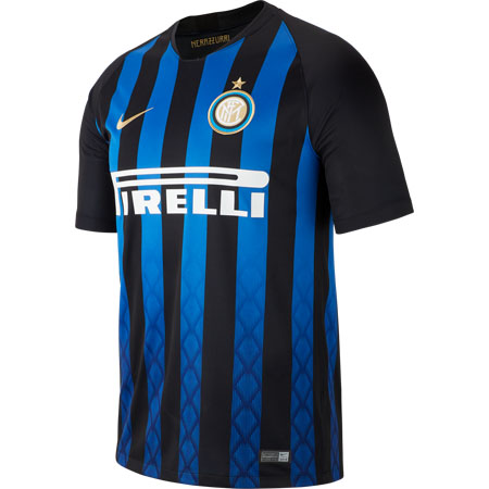 Nike Inter Milan Home 2018-19 Stadium Jersey