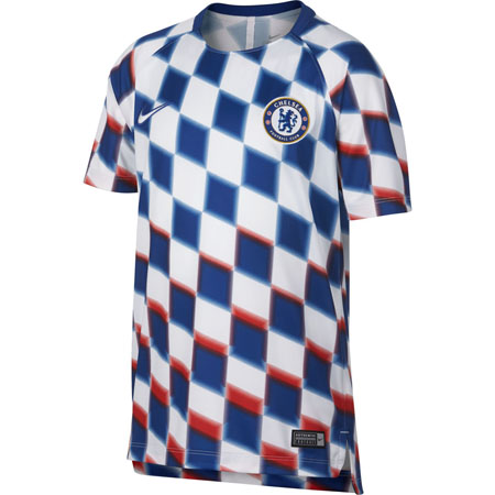 Nike Chelsea Youth Dry Sqd Top SS GX 2