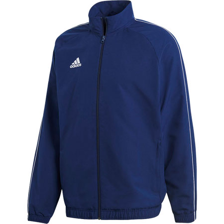 Adidas Core 18 Pre Jacket Full Zip