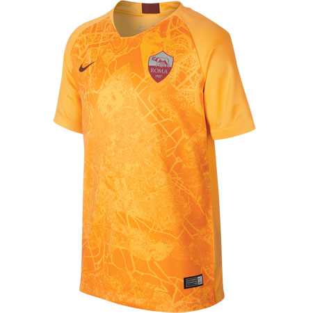 Nike Roma 3rd 2018-19 Youth Stadium Jersey
