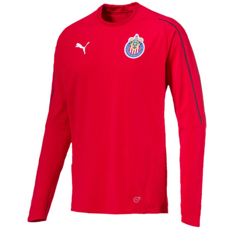 Puma Chivas Training Sweatshirt