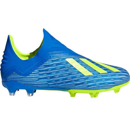 adidas Kids X 18+ Purespeed FG Energy Mode