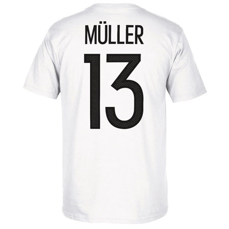 Adidas Germany Muller 13 Tee