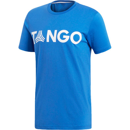 adidas Tango Short Sleeve Graphic Tee