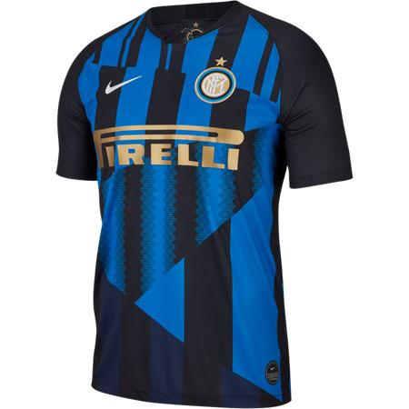 Nike Inter Milan 20th Anniversary Home Stadium Jersey
