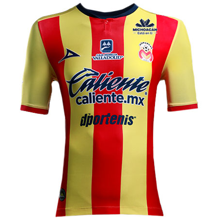 Pirma Monarcas Jersey de Local 18-19