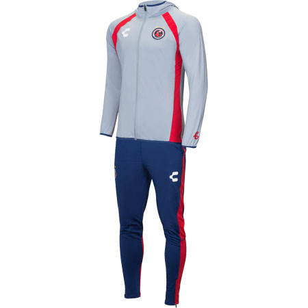 Charly Veracruz 18-19 Track Suit