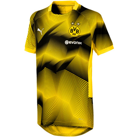 Puma Youth BVB Dortmund 2018-19 Training Jersey