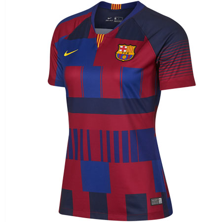 Nike FC Barcelona Home 20th Anniversary Women
