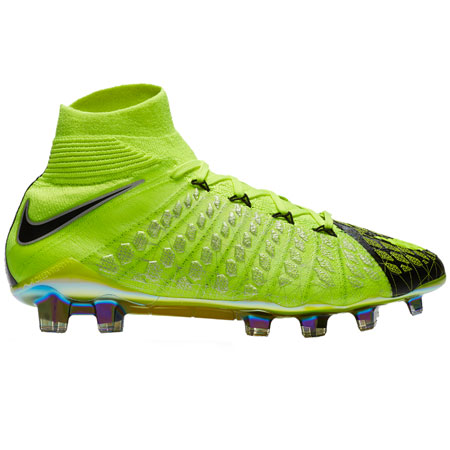 Nike Kids Hypervenom Phantom 3 DF EA Sports SE FG