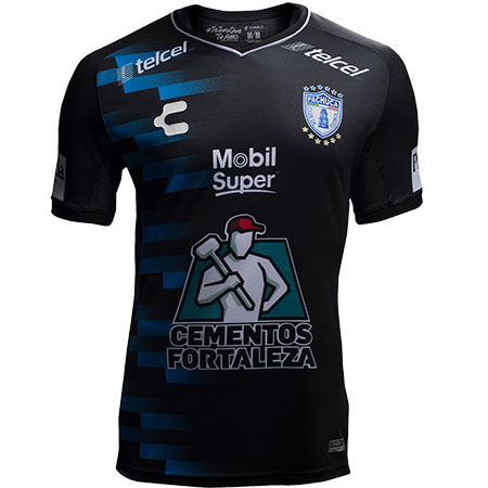 Charly 18-19 Pachuca Away Jersey