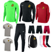 Western NY Flash U11-U18 GK Kit