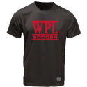 WPL SS Black Training Tee