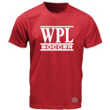 WPL SS Red Training Tee