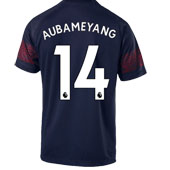 Puma Arsenal Aubameyang Away 2018-19 Replica Jersey