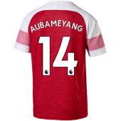 Puma Arsenal Aubameyang Home 2018-19 Replica Jersey