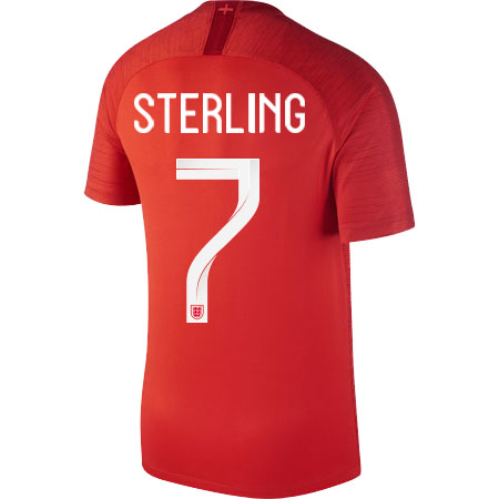 Nike Sterling England 2018 World Cup Away Jersey
