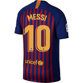 Nike FC Barcelona Messi Home 2018-19 Stadium Jersey