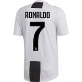 adidas Juventus Ronaldo Home 2018-19 Authentic Jersey