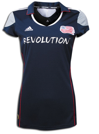 adidas NE Revolution Womens Home Jersey