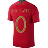 Nike Portugal 2018 World Cup Home Jersey - Pick Your Player