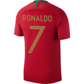 Nike Ronaldo Portugal 2018 World Cup Home Jersey
