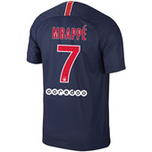 Nike PSG Mbappe Home 2018-19 Stadium Jersey