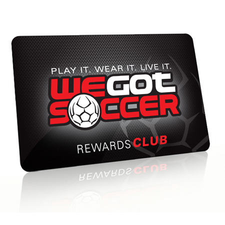 WeGotSoccer Rewards Membership