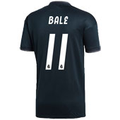 adidas Real Madrid Bale Away 2018-19 Replica Jersey