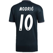 adidas Real Madrid Modric Away 2018-19 Replica Jersey
