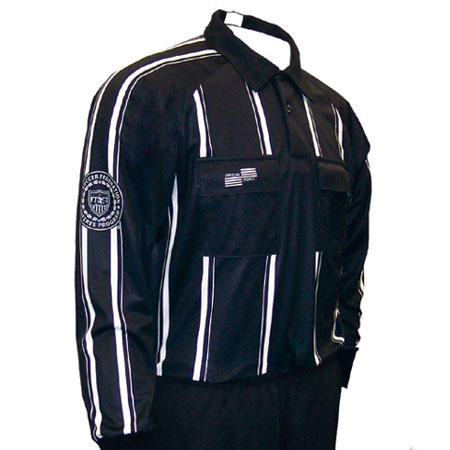 Official Sports USSF Pro LS Stripe Shirt