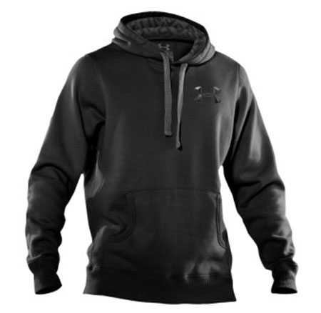 Under Armour Boys Charged Cotton Storm Fleece Hoody