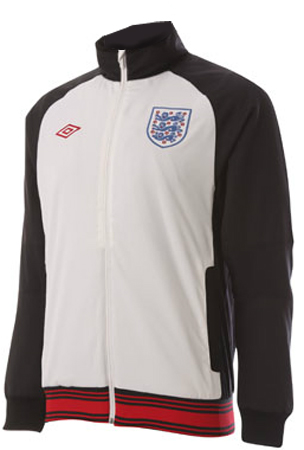 Umbro England Associated Media Jacket