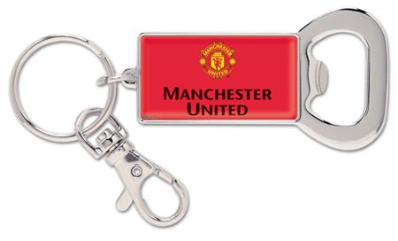 Manchester United Key Ring Bottle Opener