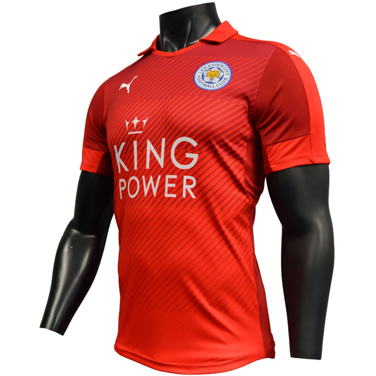 Puma Leicester City Away 2016-17 Replica Jersey ...