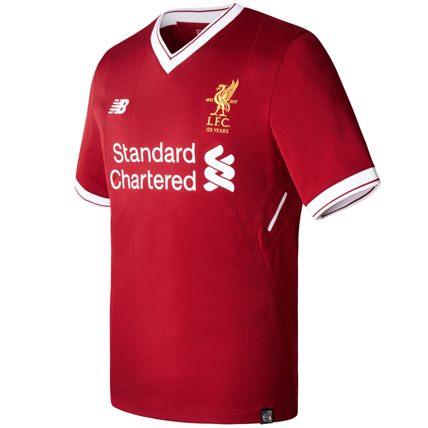 7c7e15c230b New Balance Liverpool Home 2017-18 Authentic Jersey. Item Desc Product