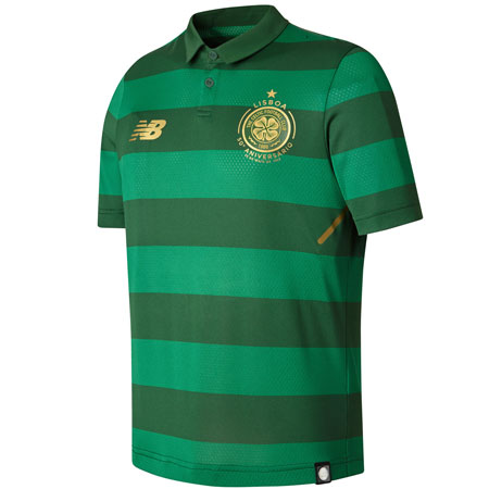 New Balance Celtic 2017-18 Away Youth Replica Jersey