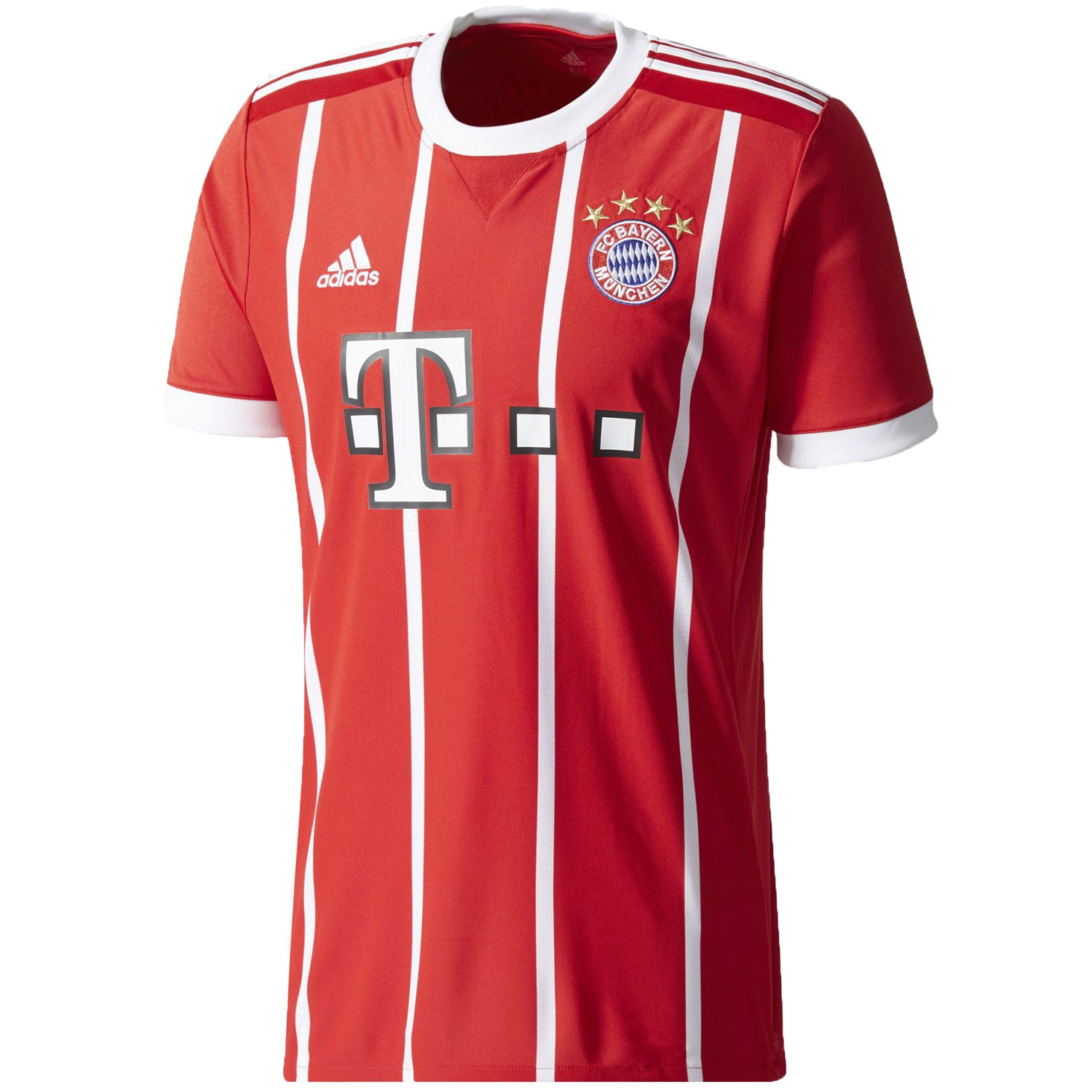 adidas Bayern Munich Home 2017-18 Jersey. Item Desc Product. Loading zoom. 4a8d5fd4d