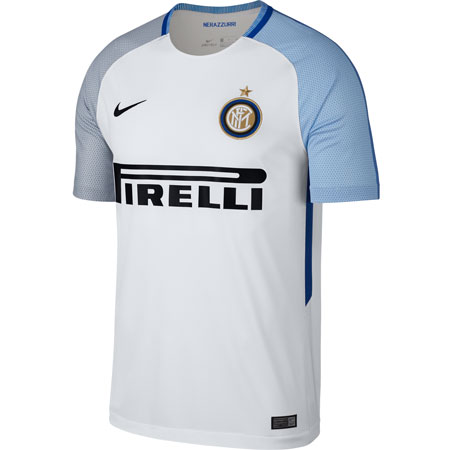 Nike Inter Away 2017-18 Stadium Jersey