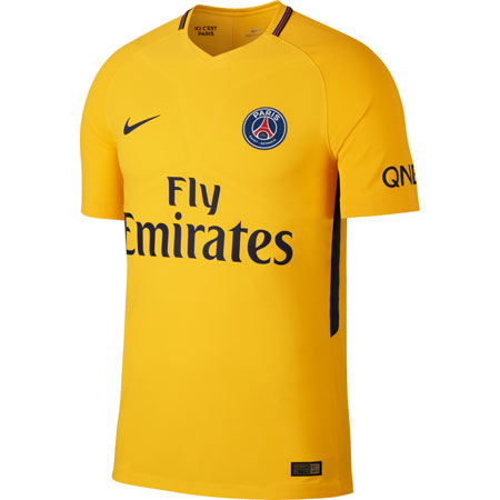 Nike PSG Away 2017-18 Authentic Match Jersey