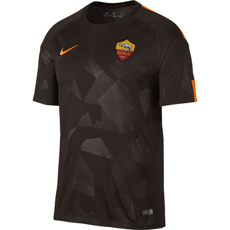 Nike AS Roma 2017-18 Third Stadium Jersey