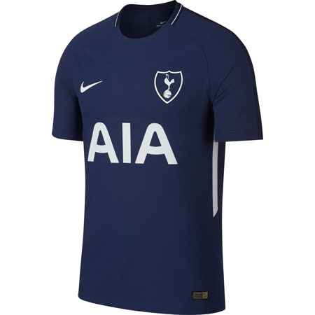 Nike Tottenham Away 2017-18 Authentic Match Jersey