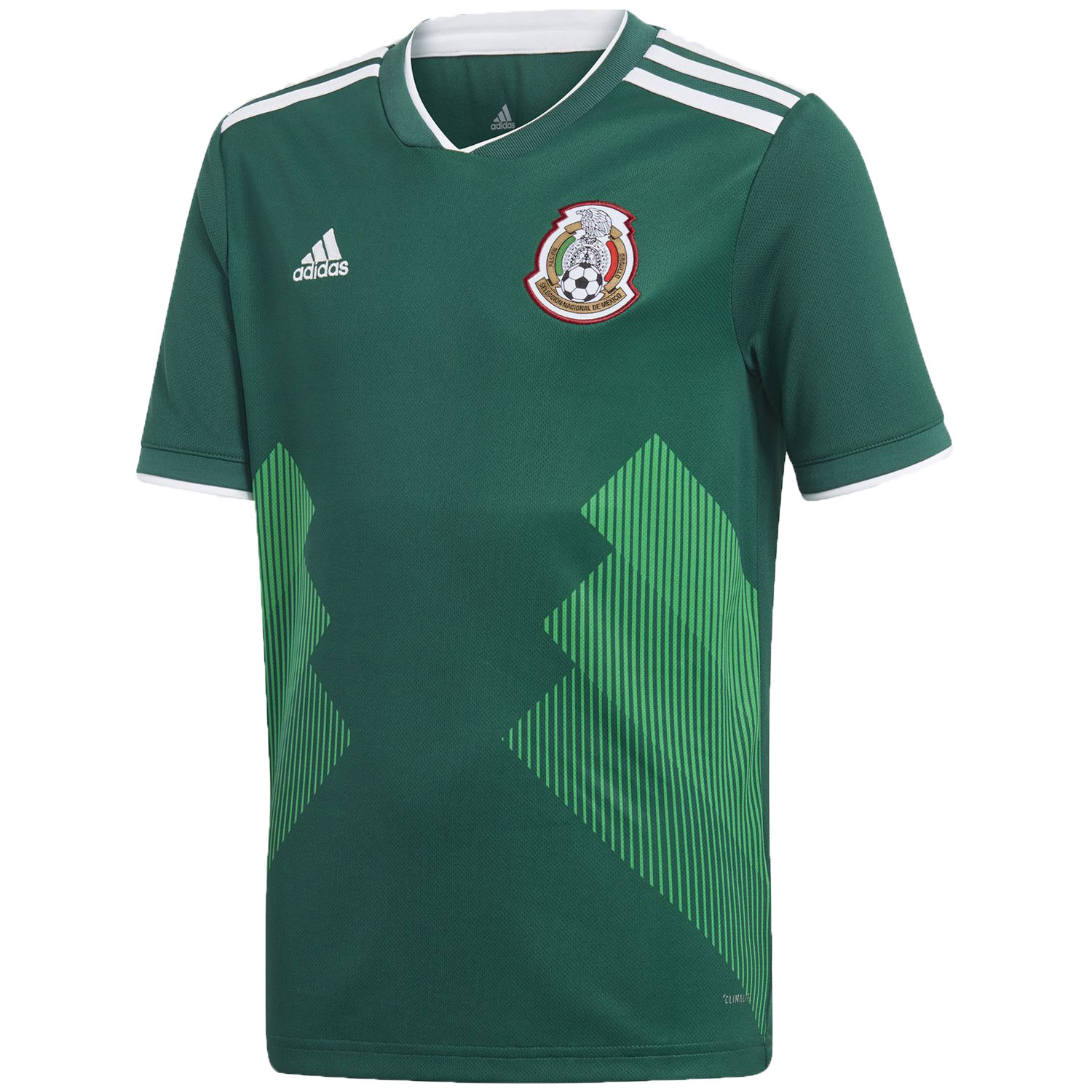 Image result for mexico world cup home jersey