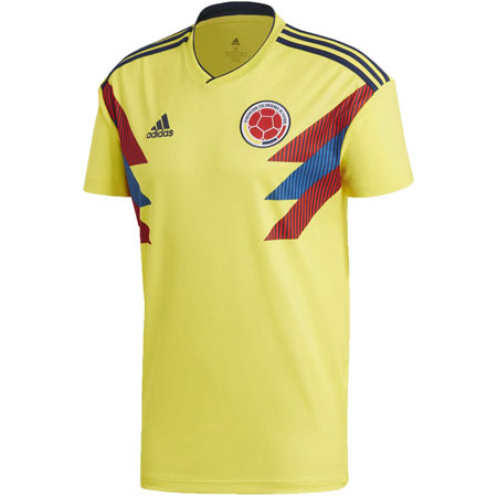831cee44197 adidas Colombia 2018 World Cup Home Replica Jersey | Cheap Soccer Cleats