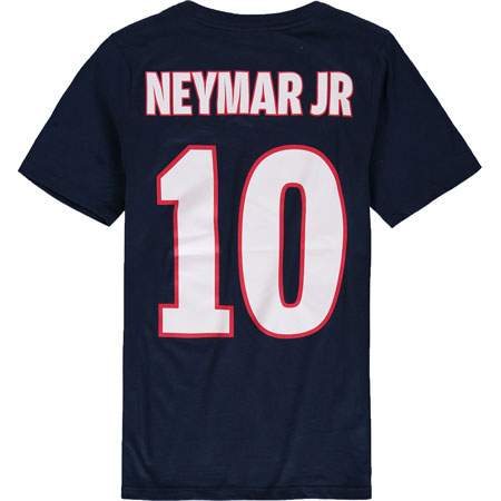 timeless design ca394 920b8 Nike Paris Saint-Germain Youth Neymar Jr. Hero SS T-Shirt ...