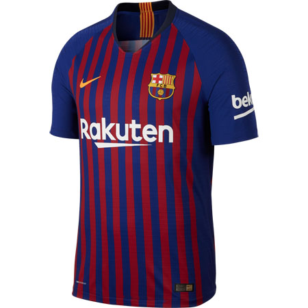 c614740ee Nike FC Barcelona 2018-19 Home Authentic Match Jersey   Shop for ...
