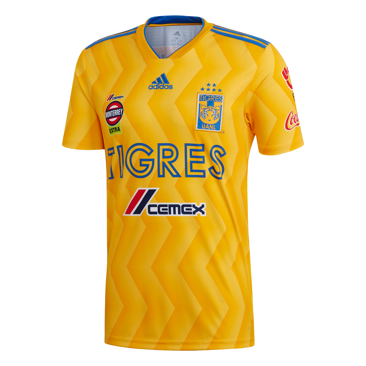 adidas Tigres UANL 2018-19 Youth Away Replica Jersey  3b4289e63